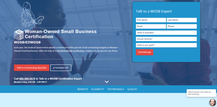 Woman-owned-small-business-website-design